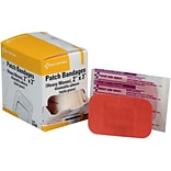 First Aid Only™ Patch Bandage, Heavy Woven, 25/box