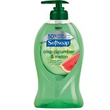 Softsoap® Hand Soap, Crisp Cucumber & Melon, 11.25 oz. Pump Bottle