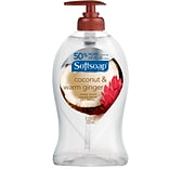 Softsoap® Hand Soap, Coconut & Warm Ginger, 11.25 oz. Pump Bottle