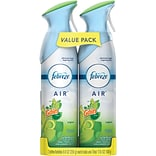 Febreze AIR Freshener with Gain, Original Scent, 8.8 Oz., 2 Count
