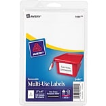 Avery® 2x4 Print/Write Multi-Use Labels