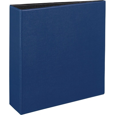 Avery® Durable 3 Slant Ring Binder; Non-View, Blue, 3-Ring