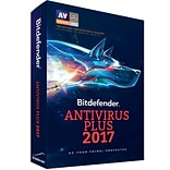 Bitdefender Antivirus Plus 2017 3 Users 2 Years for Windows (1-3 Users) [Download]