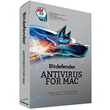 Bitdefender Antivirus for Mac 2017 3 Users 3 Years for Mac (1-3 Users) [Download]