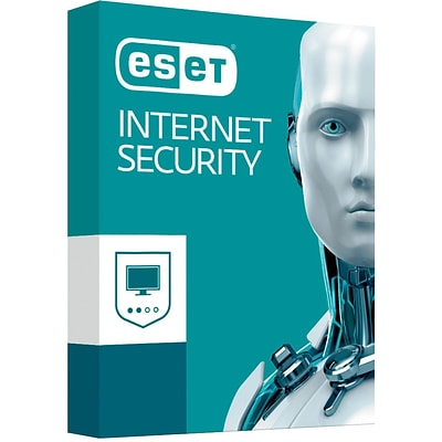 ESET ESET Internet Security 2017 1 User for Windows (1 User) [Download]