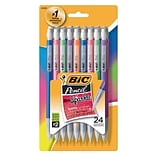 BIC® Mechanical Pencils, .7mm Lead, Assorte...