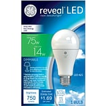 GE LED 14 Watt Reveal® A21 (45657)