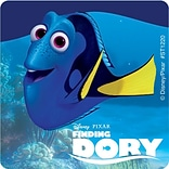 Finding Dory Stickers; 100/Roll