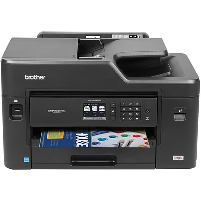 Brother Business Smart Plus MFC-J5330DW Wireless Color Inkjet All-In-One Printer