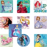 SmileMakers® Disney Princess Sticker Sampler; Assorted Designs, 2-1/2 Stickers, 950 Total Stickers