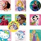 "SmileMakers® Girl's Licensed Character Sticker Sampler; Assorted Designs, 2-1/2"" Stickers, 1,000 Total Stickers"