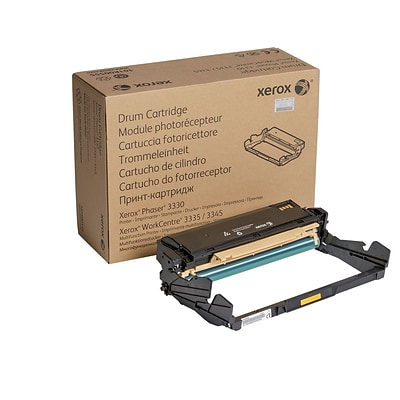 Xerox Phaser 3330/WorkCentre 3335/3345 Black Drum Cartridge (101R00555)