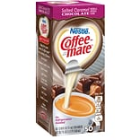 Nestle® Coffee-mate® Coffee Creamer, Salted Caramel Chocolate, .375 Oz. Liquid Creamer Singles, 50 C