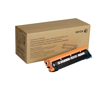 Xerox 108R01417 Cyan Drum Cartridge, Standard