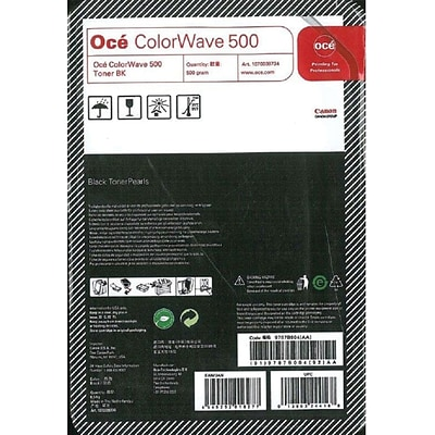 Canon Oce ColorWave 500 TonerPearls, Black