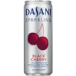 Dasani Sparkling, Black Cherry 12 Oz. Cans, 24/Pack (00049000068863)
