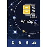 WinZip 21 Pro for Windows (1 User) [Download]
