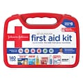 Johnson & Johnson® All-Purpose 140 Piece First Aid Kit