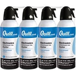 Quill Brand® Electronics Duster 10 oz., 4-Pack