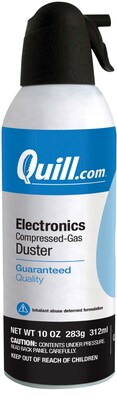 Quill Brand® Electronics Duster; 10oz. Spray Can