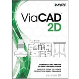 Encore Punch! ViaCAD 2D v10 for Windows PC (1 User) [Download]