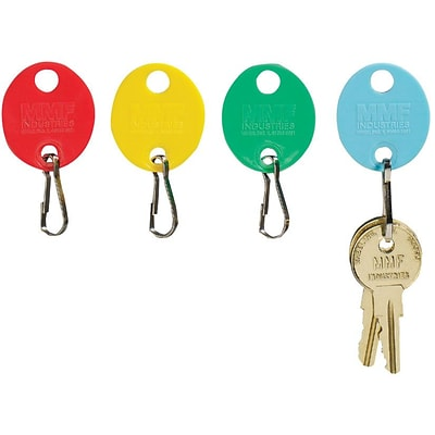 MMF Industries™ Key Tags, Assorted