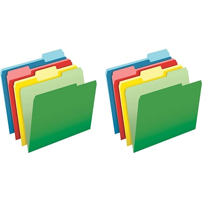 25% off when you buy 2 boxes of Pendaflex® CutLess® Assorted File Folders