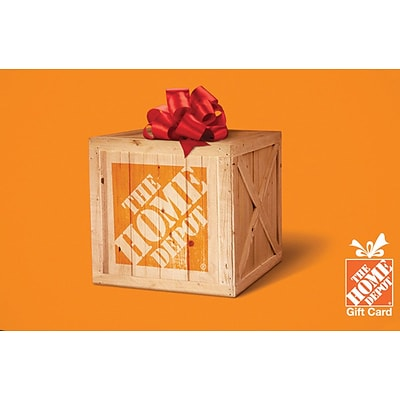 Home Depot Gift Card $500
