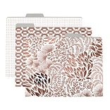 DwellStudio Callum File Folder Set, 6 pack (45156)