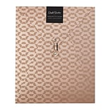 DwellStudio Callum Vertical Envelope File Folder, Rose Gold (51158)