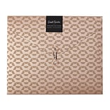 DwellStudio Callum Horizontal Envelope File Folder, Rose Gold (51161)
