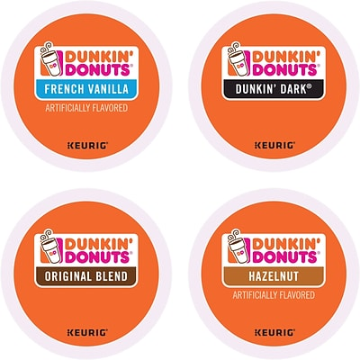 Keurig® K-Cup® Dunkin Donuts® Collection, 96/CT