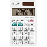 8 Digit Professional Pocket Calculator