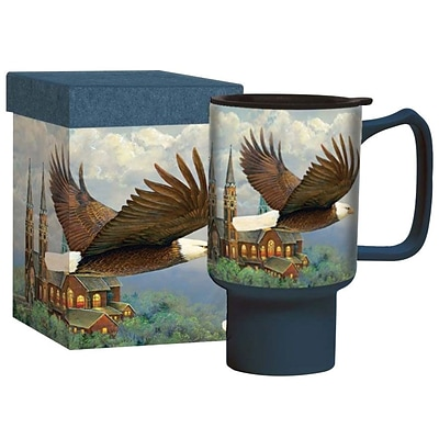 Lang Spiritual Eagle Travel Mug