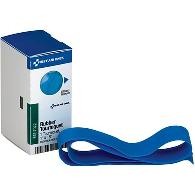 First Aid Only SmartCompliance 1 x 18 Tourniquet, 1 Per Box (FAE-7022)