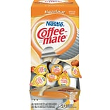 Nestle® Coffee-mate® Coffee Creamer, Hazelnut, .375 oz Liquid Creamer Singles, 50/Box