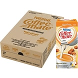 Nestle® Coffee-mate® Coffee Creamer, Hazelnut, .375 oz Liquid Creamer Singles, 200/Carton