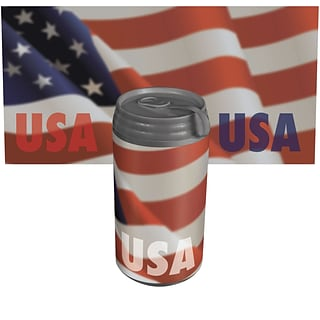 Flag 12oz Insulated Cup with $99 order