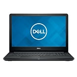 Dell i3567-3465BLK 15.6 Laptop Computer (Intel i3, 128GB SSD, 8GB DDR4, Win 10, Intel® HD graphics