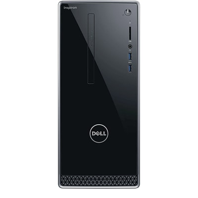 Dell Inspiron i3668-5168BLK Desktop (Intel Core i5, 1TB HDD, 8GB RAM, Windows 10, Intel HD 630 Graphics)