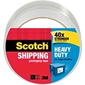 Scotch® Premium Heavy-Duty Packaging Tape