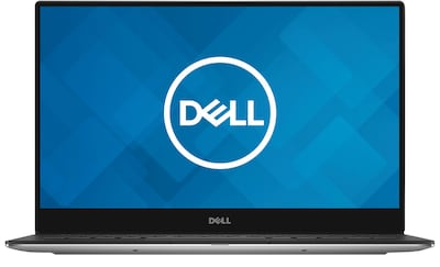 "Dell XPS9360-7710SLV 13.3"" Laptop Computer (Intel i7, 256GB PCIe SSD, 8GB LPDDR3, Win 10, Intel® Iris™ Plus Graphics 640)"