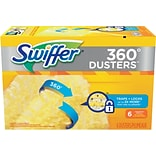 Swiffer® 360-Degree Dusters Refills, 6/Box