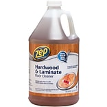 Zep Floor Cleaner Refill, Hardwood and Laminate, 1 Gallon