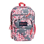 JanSport Big Student Diamond Plumeria Pink