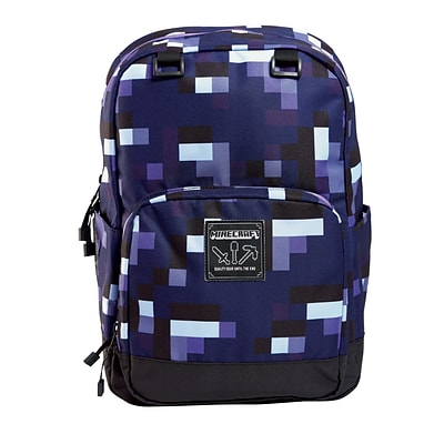 Minecraft Nether Portal Backpack, Purple (MNCR1015)