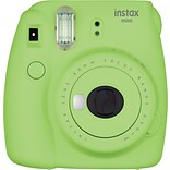 Instax Mini 9 Instant Camera; Lime Green