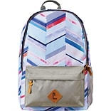Classic Backpack 18 Geo Stripe Pattern