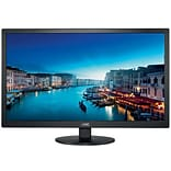 AOC e2770She 27-Inch Class LED-Lit Monitor, 1920 x 1080 , 250 cd/m2, 2ms, 20M:1DCR, VGA (2) HDMI, Wa
