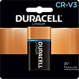 Duracell CRV3 Lithium Battery 1-Pack